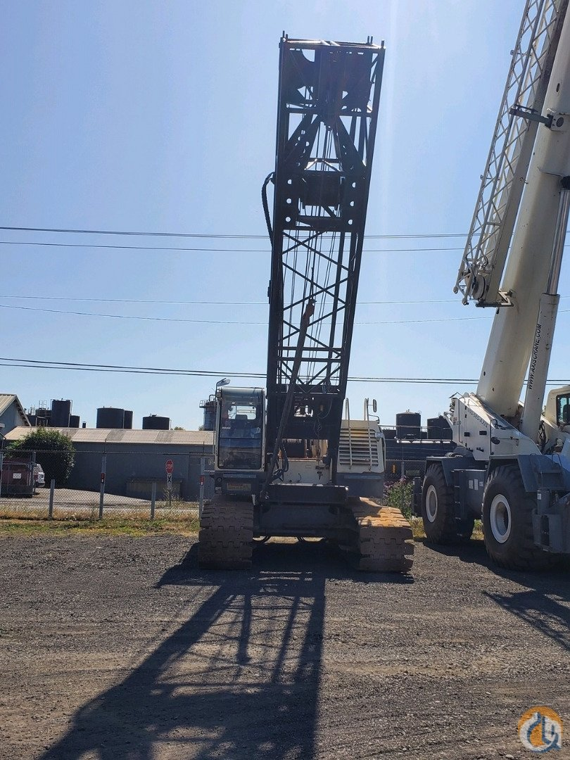 Terex HC110 Crawler Crane Crane for Sale in Portland Oregon on CraneNetwork.com