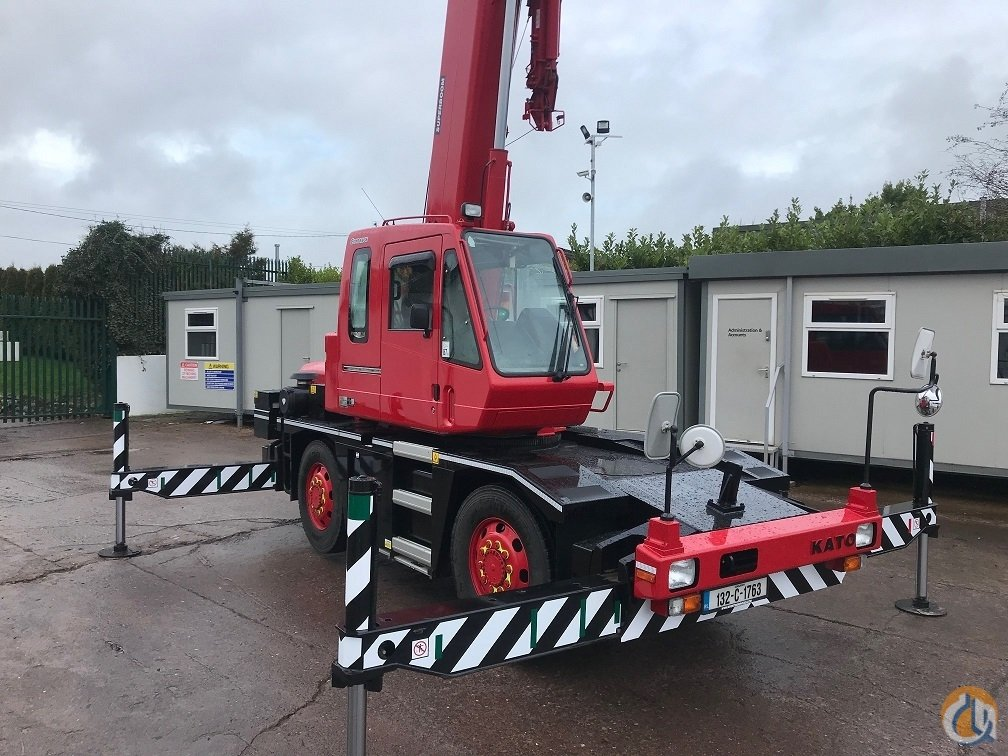 Kato - 13 Ton City Crane - Low Kms Excellent Condition Crane for Sale in Cork County Cork on CraneNetwork.com