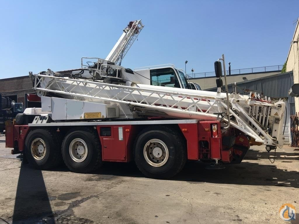 2005 TEREX AC55 CITY Crane for Sale in New York New York on CraneNetwork.com