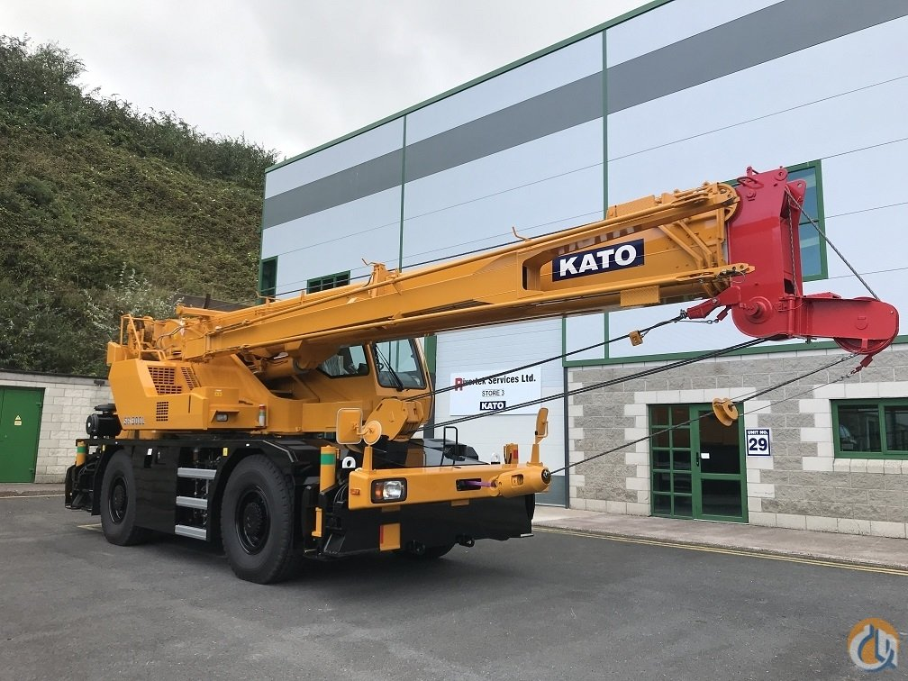 NEW KATO SR-300L - 30 Ton Rough Terrain Crane Crane for Sale in Cork County Cork on CraneNetwork.com