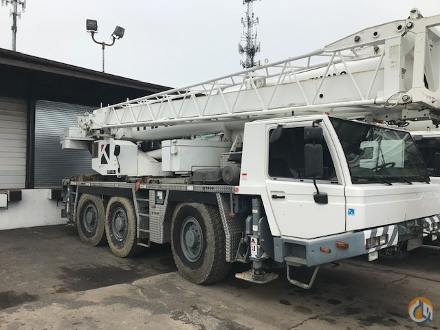 2006 Tadano ATF45-3 Crane for Sale on CraneNetwork.com