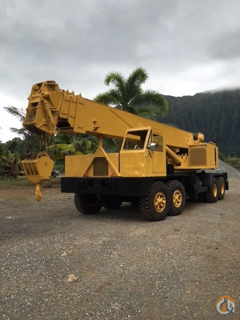 PH 75 Ton Hydraulic Truck Crane Crane for Sale on CraneNetwork.com