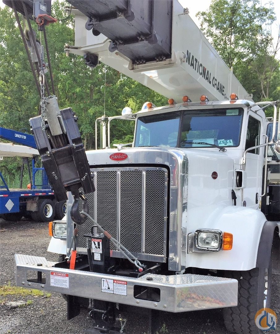 2016 NATIONAL NBT45 Crane for Sale in Nitro West Virginia on CraneNetwork.com