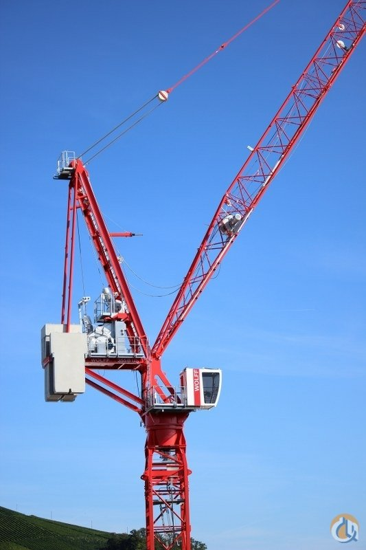 2017 WOLFFKRAN 355B Crane for Sale in Fort Pierce Florida on CraneNetworkcom