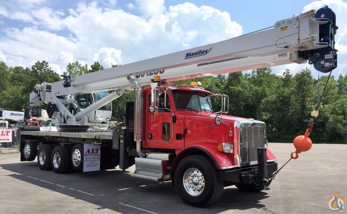2017 MANITEX 50128S Crane for Sale in Columbus Ohio on CraneNetwork.com