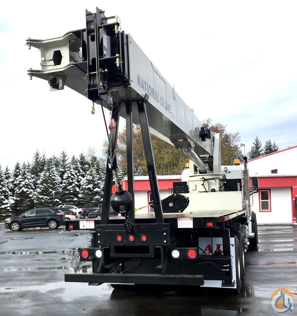 NEW 2020 National 14127H Crane for Sale in Richfield Ohio on CraneNetwork.com