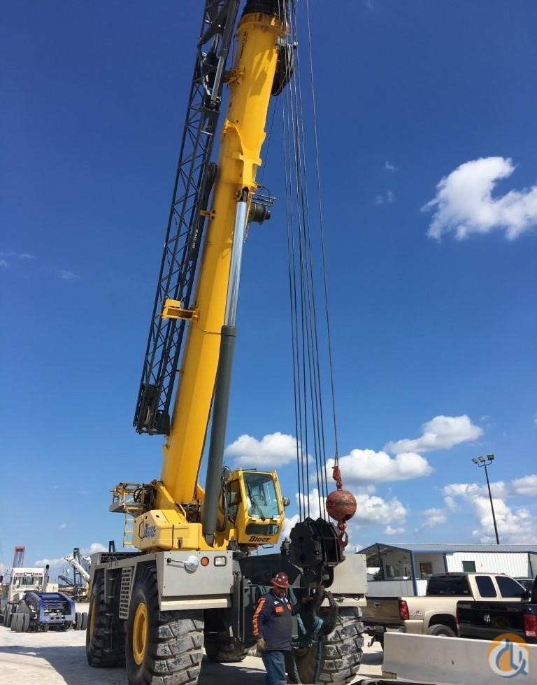 2013 GROVE RT9150E Crane for Sale in Houston Texas on CraneNetwork.com