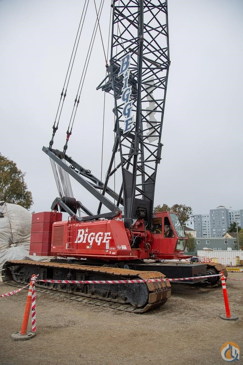 1998 MANITOWOC 888 Crane for Sale in San Leandro California on CraneNetwork.com