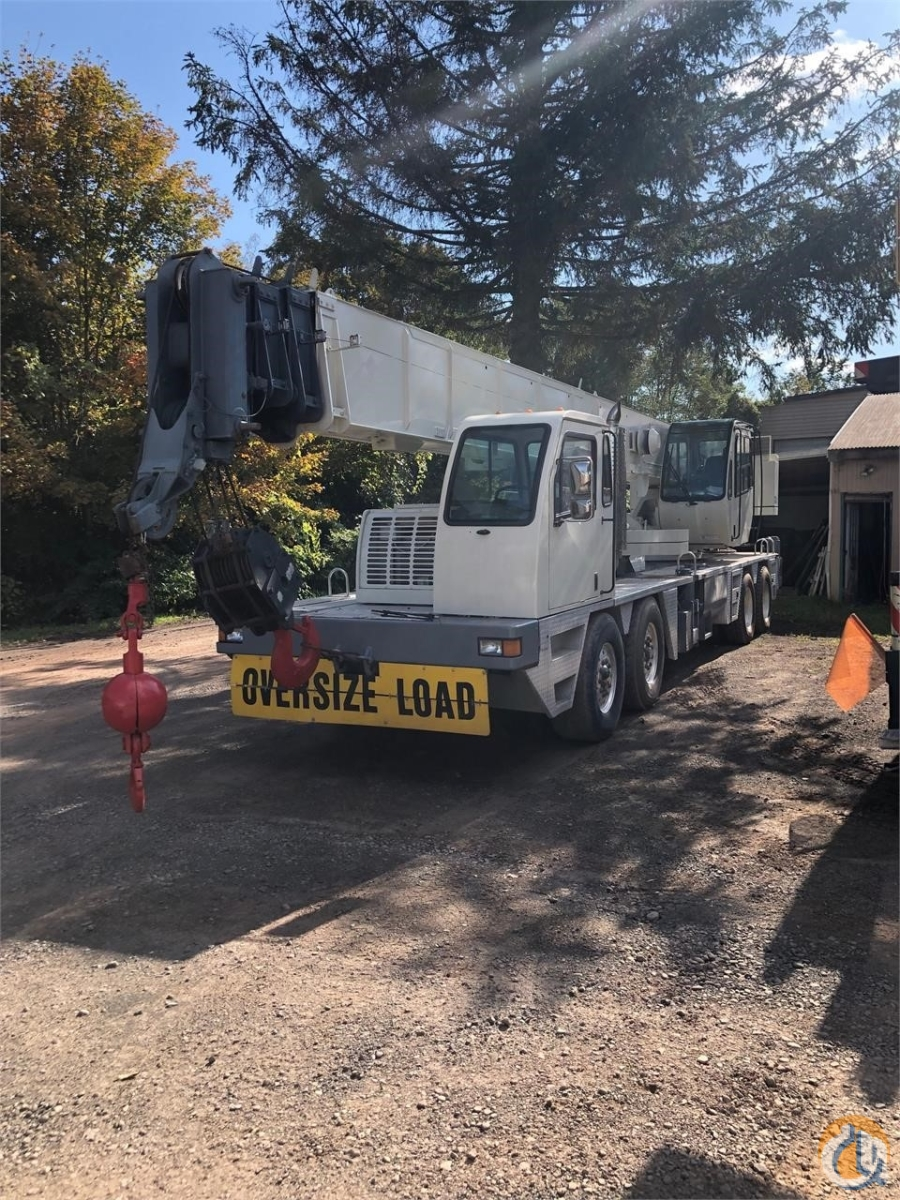 2002 TEREX T560 Crane for Sale in North Syracuse New York on CraneNetwork.com