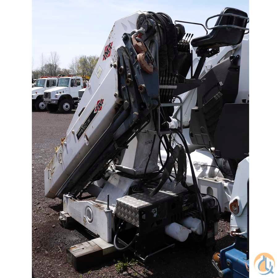 2000 IMT 34235 UNMOUNTED KNUCKLEBOOM Crane for Sale in Hatfield Pennsylvania on CraneNetworkcom