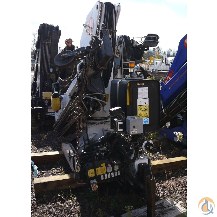 PM 20 Knuckle Boom Articulating Cranes Crane for Sale K577 - 2006 PM 20 UNMOUNTED KNUCKLEBOOM 10 TON in Hatfield  Pennsylvania  United States 218684 CraneNetwork