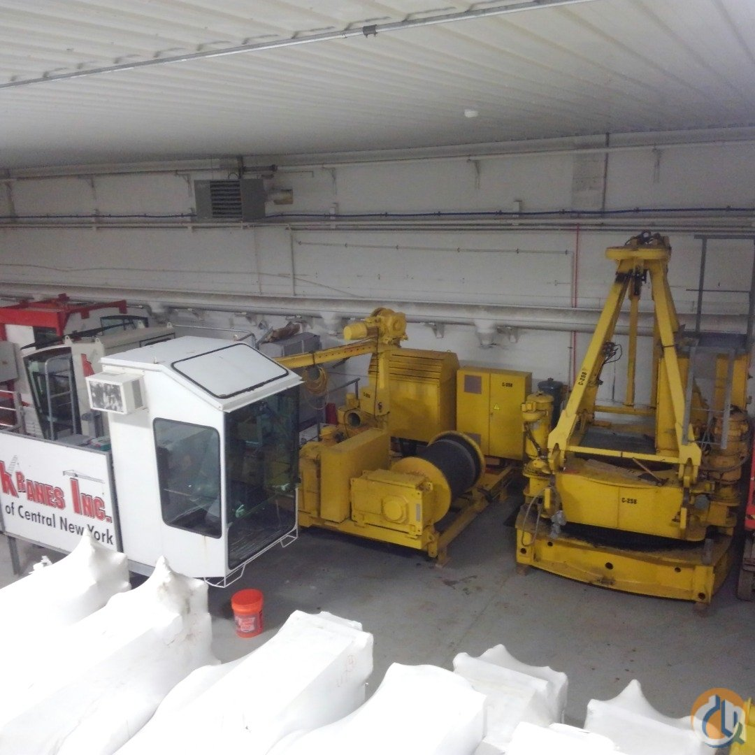 Potain MDT302L16 Tower Crane Crane for Sale in Sodus Center New York on CraneNetwork.com