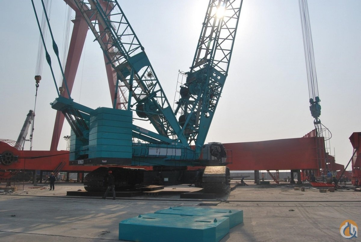 2008 KOBELCO SL 6000 FOR SALE GREAT PRICE Crane for Sale on CraneNetwork.com