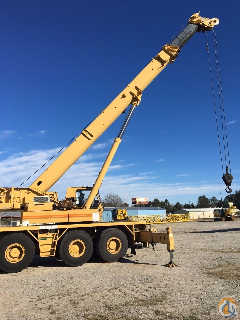 Grove GMK4070 - 85-ton Crane for Sale in Lexington South Carolina on CraneNetwork.com