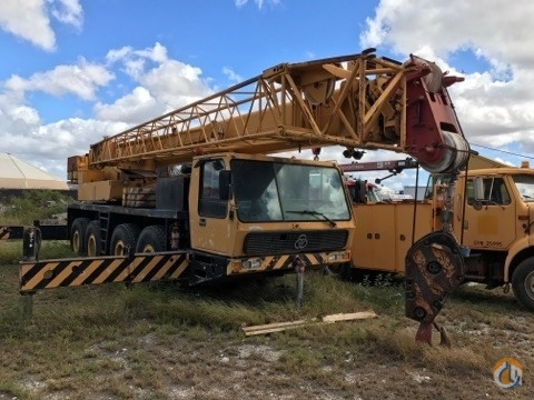 1992 KRUPP KMK4070 Crane for Sale on CraneNetwork.com