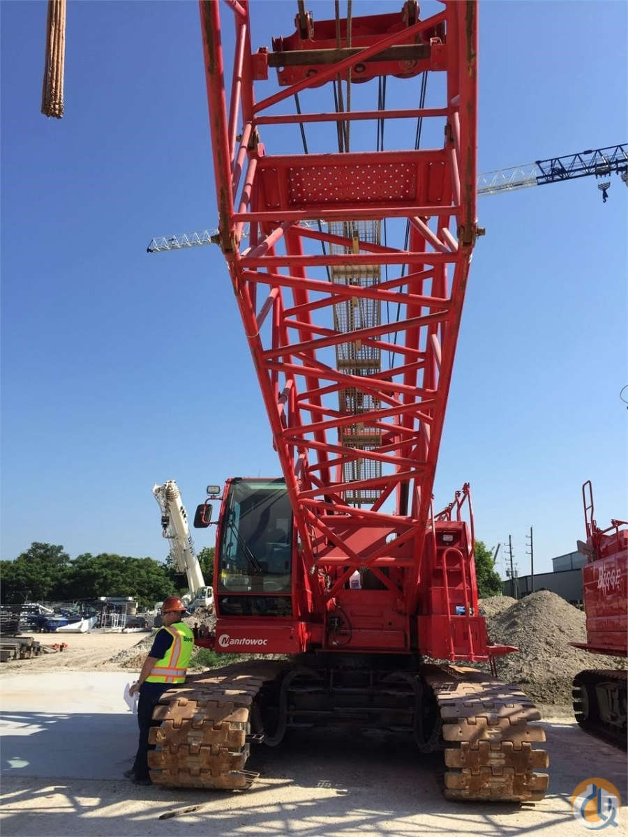 2012 MANITOWOC 11000-1 Crane for Sale in Houston Texas on CraneNetwork.com