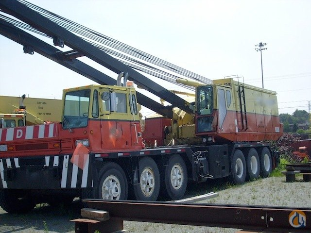 1981 Link-Belt HC-258 Crane for Sale on CraneNetwork.com