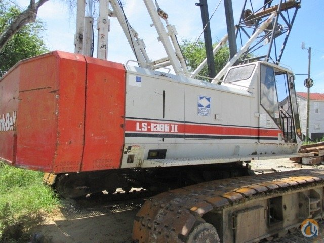 2000 Link-Belt LS-138H II Crane for Sale in Charlotte North Carolina on CraneNetwork.com