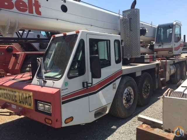 2008 Link-Belt HTC-8675 Crane for Sale on CraneNetwork.com
