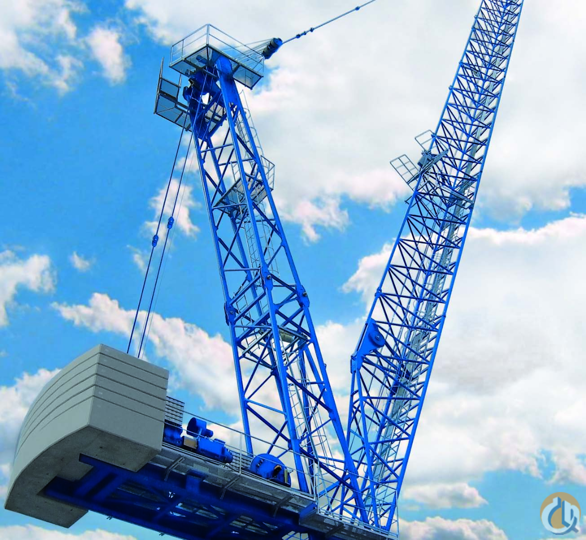 2008 Comansa LCL 500 Crane for Sale or Rent in Cartagena Bolivar on CraneNetwork.com