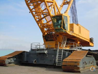 2008 Liebherr LR11350 Crane for Sale on CraneNetworkcom