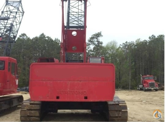 1989 SUMITOMO LS 108 Crane for Sale on CraneNetwork.com