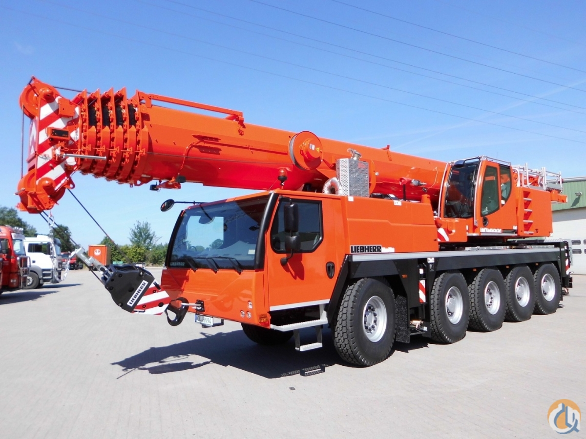 Sold LTM 1095-5.1 Crane for  in Wildeshausen Niedersachsen on CraneNetwork.com