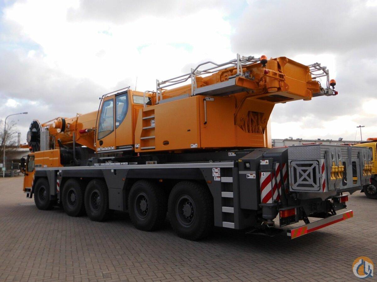 Sold Liebherr LTM 1200-5.1 Crane for in Wildeshausen Niedersachsen on  CraneNetwork.com