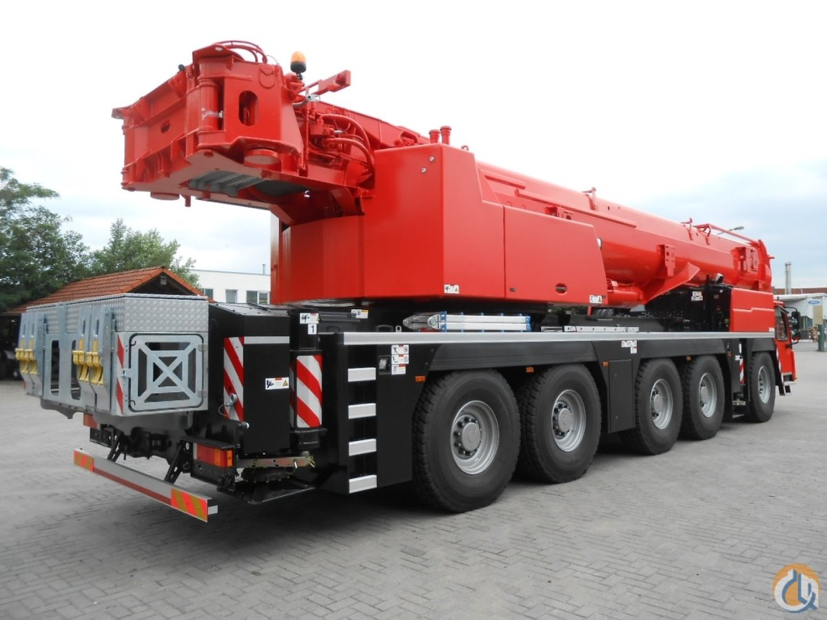 2016 Liebherr LTM 1250-5.1 Crane for Sale in Wildeshausen Niedersachsen on CraneNetwork.com