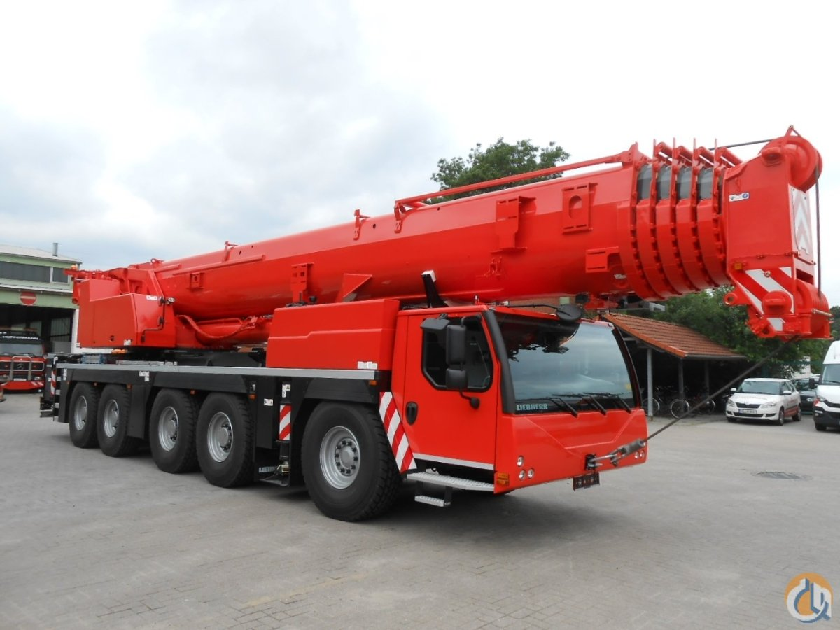 2016 Liebherr LTM 1250-51 Crane for Sale in Wildeshausen Niedersachsen on CraneNetworkcom
