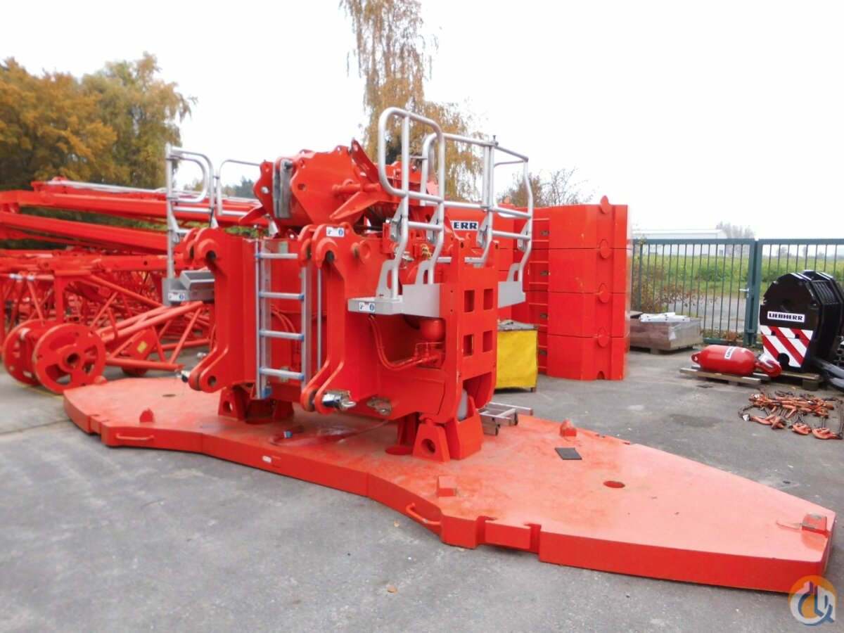 Liebherr LTM 1350-61 Crane for Sale in Wildeshausen Niedersachsen on CraneNetworkcom