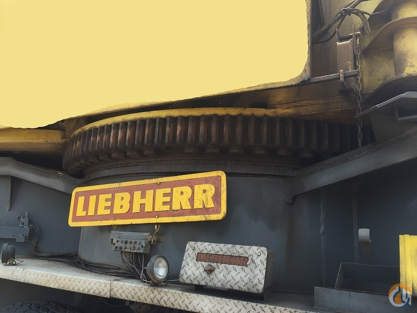 LIEBHERR LTM1800 Crane for Sale on CraneNetwork.com