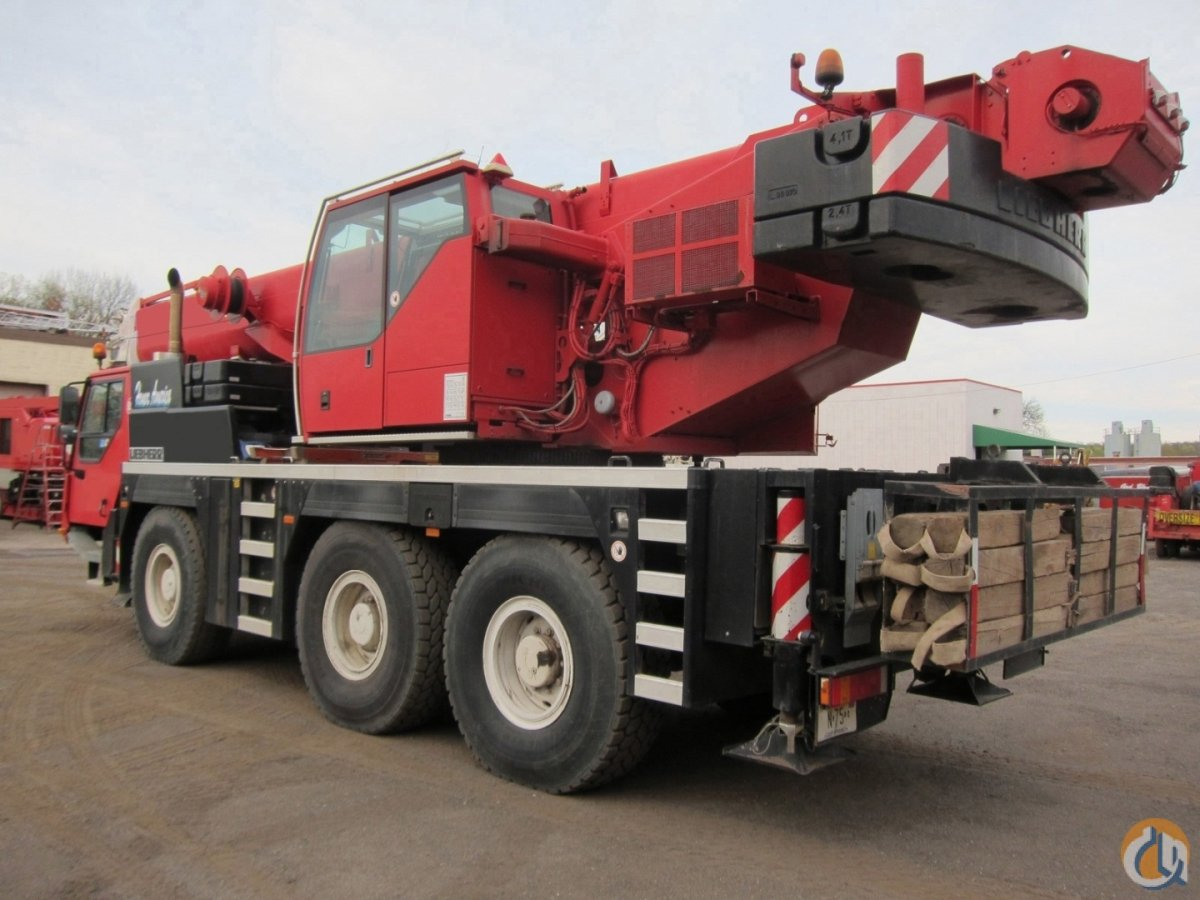 LTM1055 Crane for Sale in New York New York on CraneNetwork.com