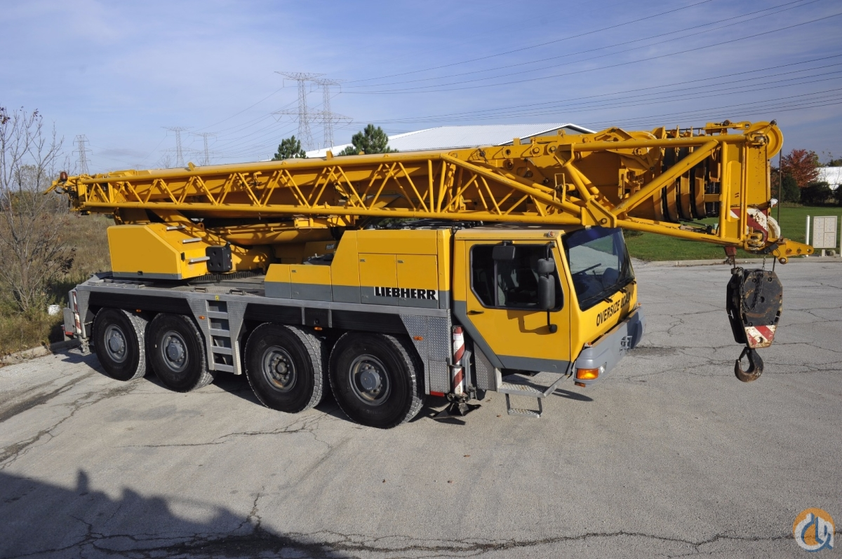 2000 liebherr ltm1080 1 with very low hours and miles crane for rh cranenetwork com Workshop Manual Philips Magnavox Operating Manual