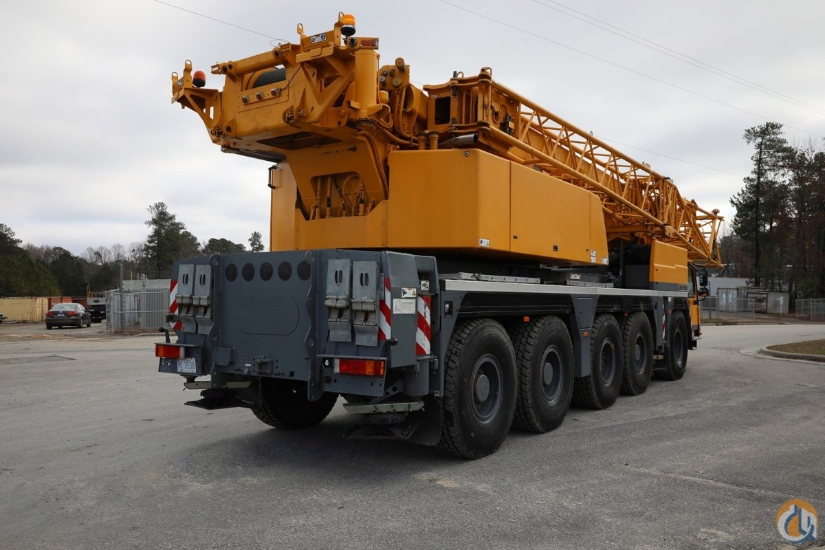 2010 Liebherr LTM1160-5.1All Terrain Crane Crane for Sale on CraneNetwork.com