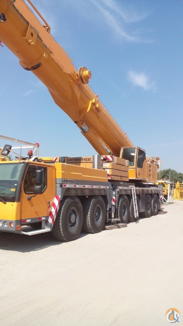 Sold 2011 LIEBHEER LTM1250-6.1 EXCELLENT CONDITION Crane for  on CraneNetwork.com