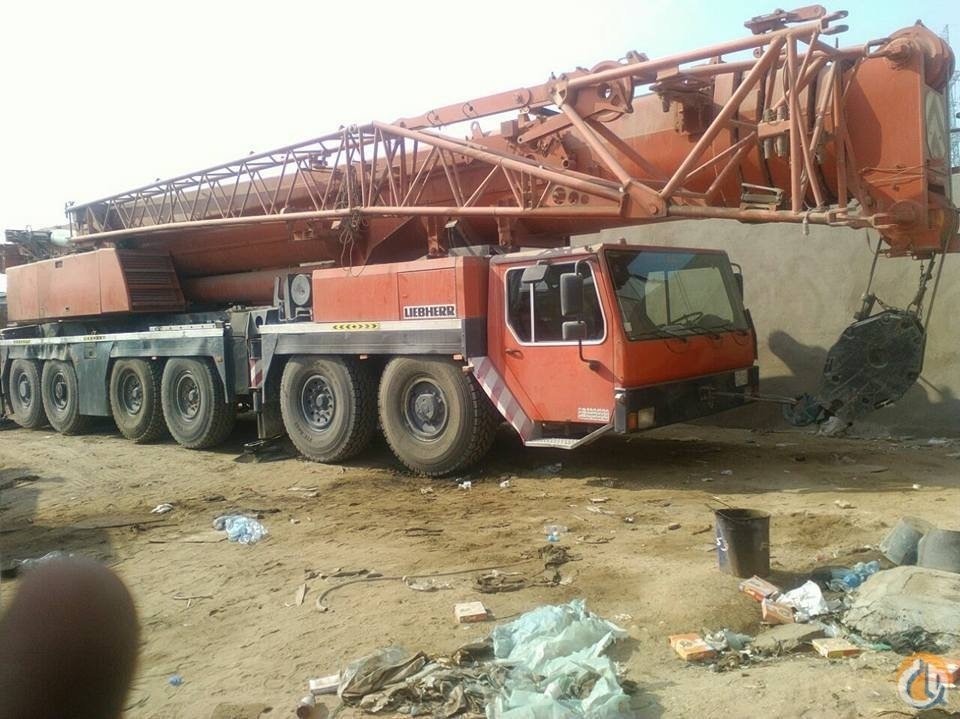 2003 LIEHEER LTM1250-1 250 TON ALL TERRAIN CRANE GREAT PRICE Crane for Sale in Houston Texas on CraneNetwork.com