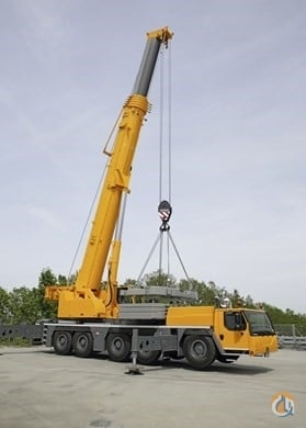 2019  LIEBHERR LTM1250-5.1 Crane for Sale or Rent in Houston Texas on CraneNetwork.com