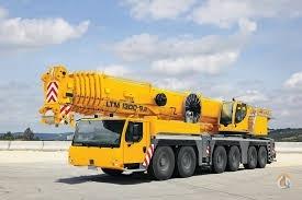 2018 Liebherr LTM1300-6 2 Crane for Sale or Rent in Houston
