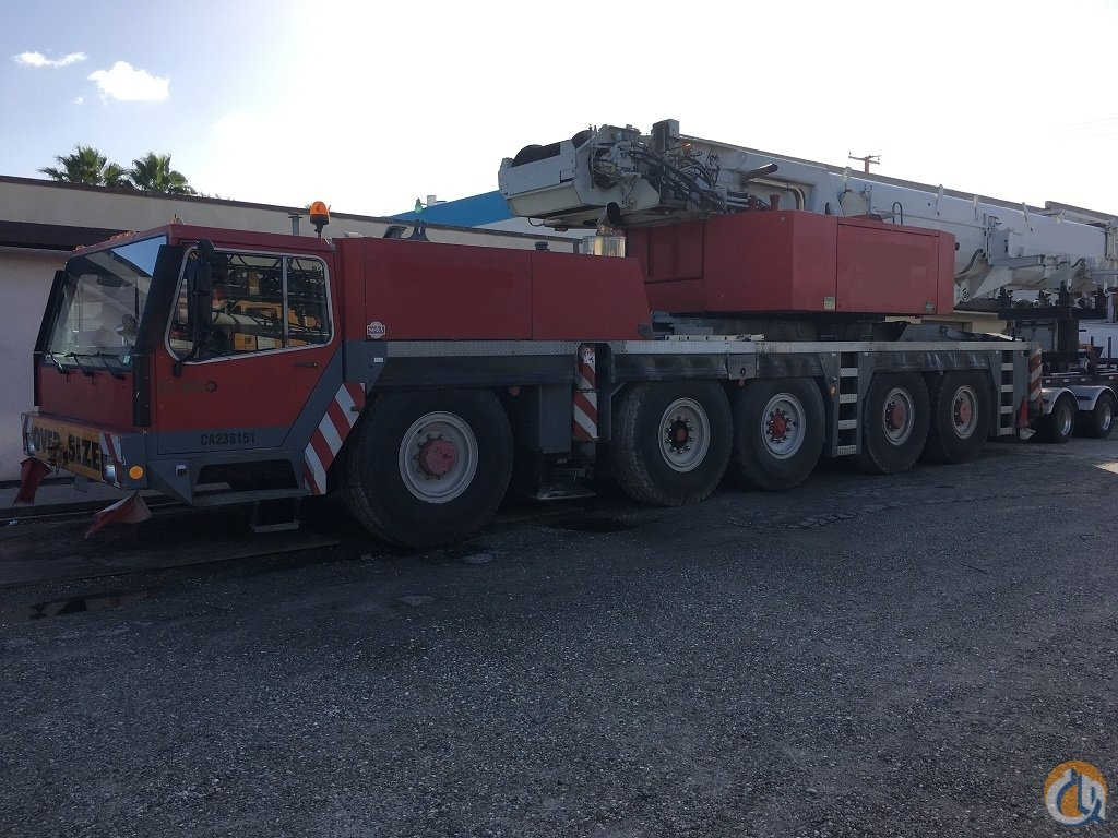 1997 Liebherr LTM1160-2 All Terrain Crane for Sale on CraneNetworkcom