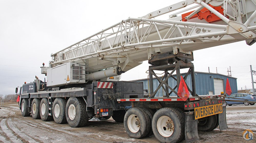150 Ton crane 184 Feet Boom plus  92 Jib Crane for Sale on CraneNetwork.com