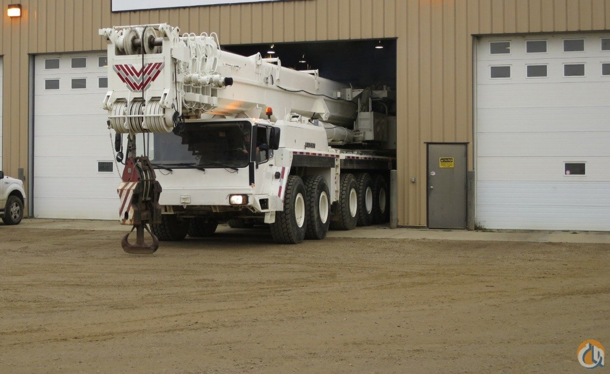 360 TON ALL TERRAIN CRANE Crane for Sale on CraneNetwork.com