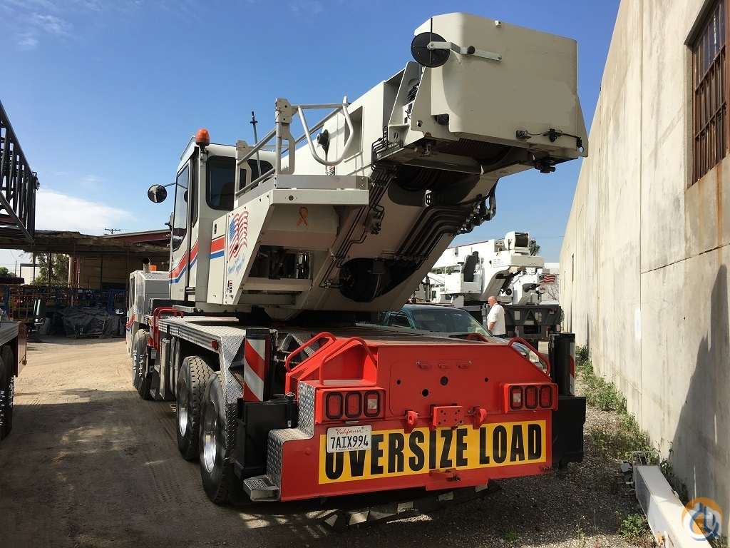 2013 Link-Belt HTC86100 Hydraulic Truck Crane for Sale on CraneNetworkcom