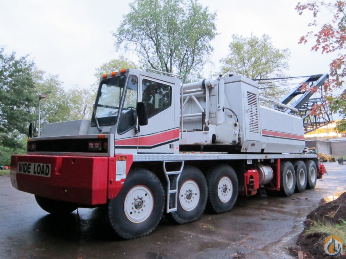 2000 LINK-BELT HC-278H 300-TON TRUCK CRANE Crane for Sale in New York New York on CraneNetwork.com