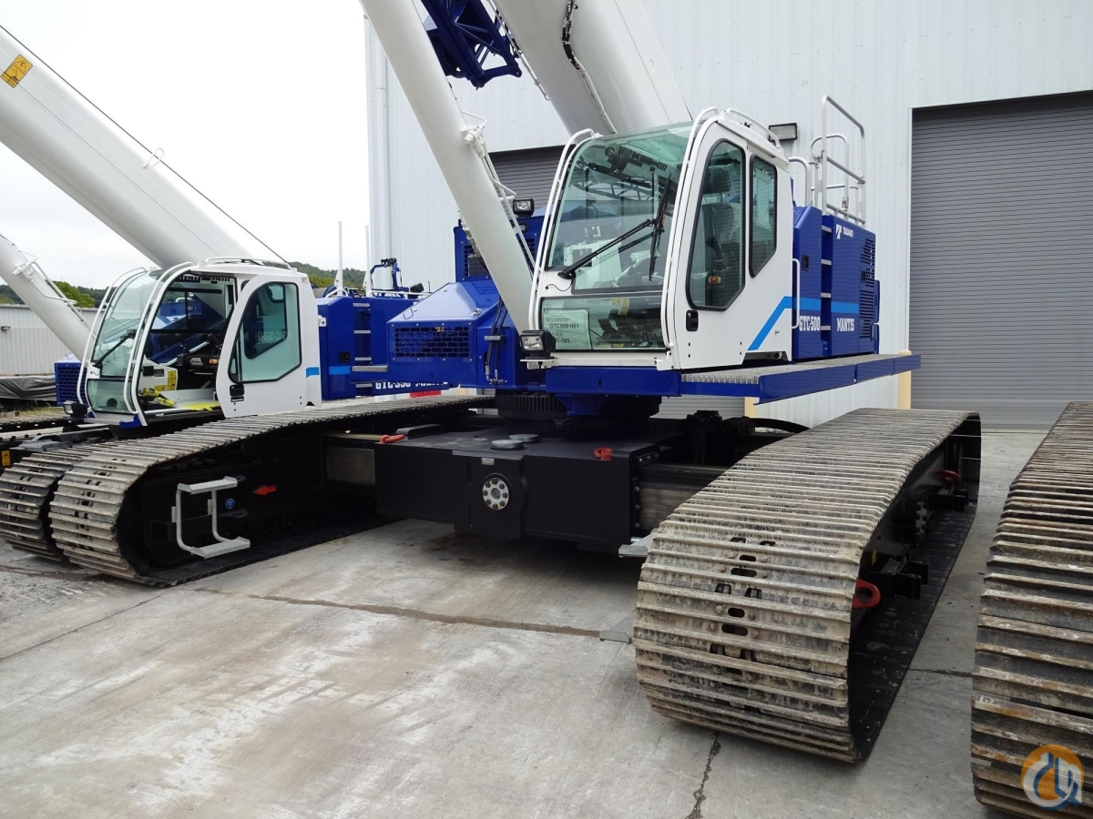 2019 TADANO GTC500 Crane for Sale in Bridgewater Township New Jersey on CraneNetwork.com