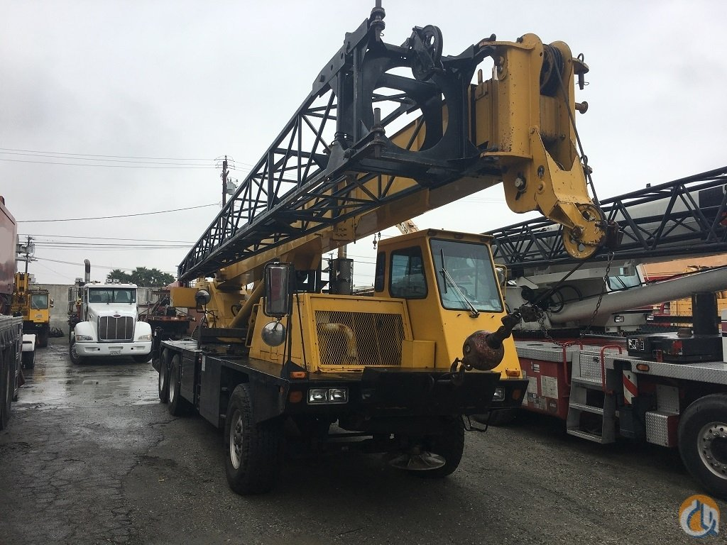 1993 Lorain MCH300D Hydraulic Truck Crane for Sale on CraneNetworkcom