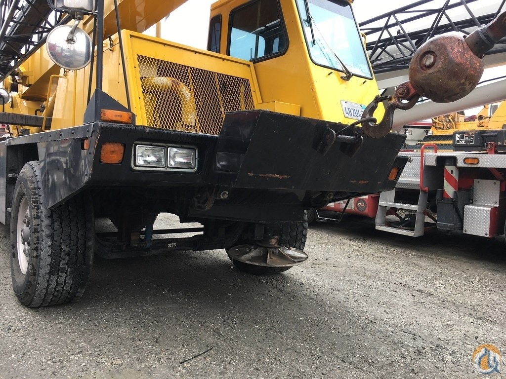 1993 Lorain MCH300D Hydraulic Truck Crane for Sale on CraneNetwork.com