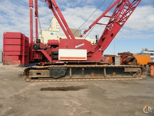 MANITOWOC M250 250 TON YOM 1996 Crane for Sale in   on CraneNetworkcom