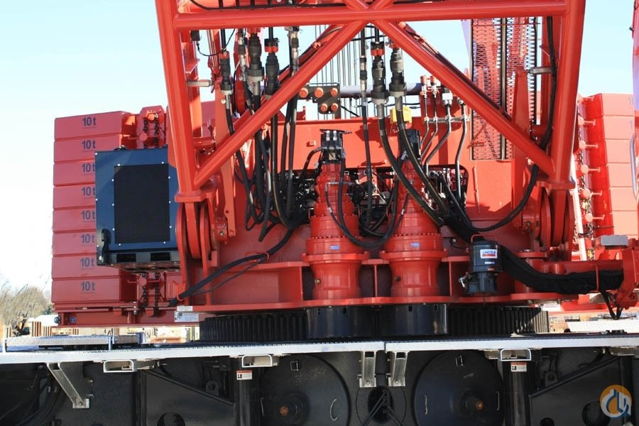 2015 Manitowoc MLC300 SIII Crane for Sale on CraneNetwork.com