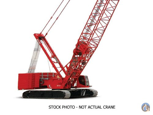 2016 Manitowoc MLC300 w VPC MAX Crane for Sale in Manitowoc Wisconsin on CraneNetwork.com